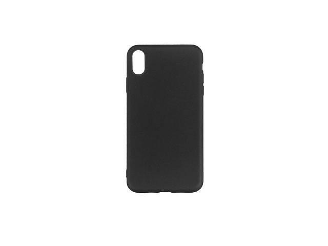 бу Чехол для моб. телефона ColorWay ColorWay TPU matt для Apple iPhone XS Max Black (CW-CTMAIXSM-BK) в Киеве