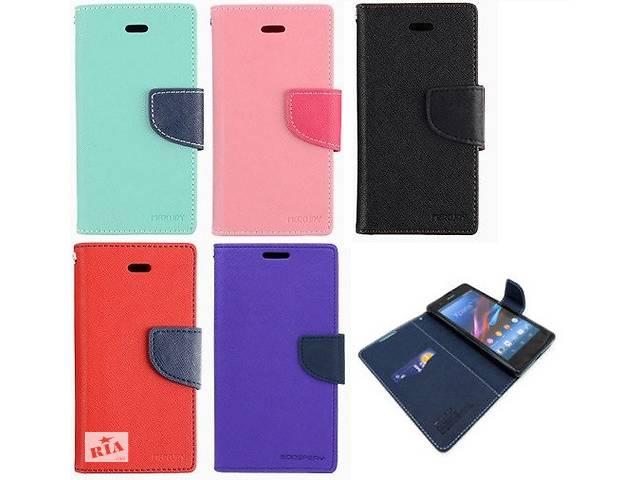 Чехол книжка Goospery для HTC One M7 Art. cheh-816316713- объявление о продаже  в Дубні
