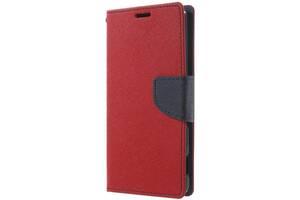 Чехол-книжка TOTO Book Cover Mercury Huawei Y3 II Red TTF_47681