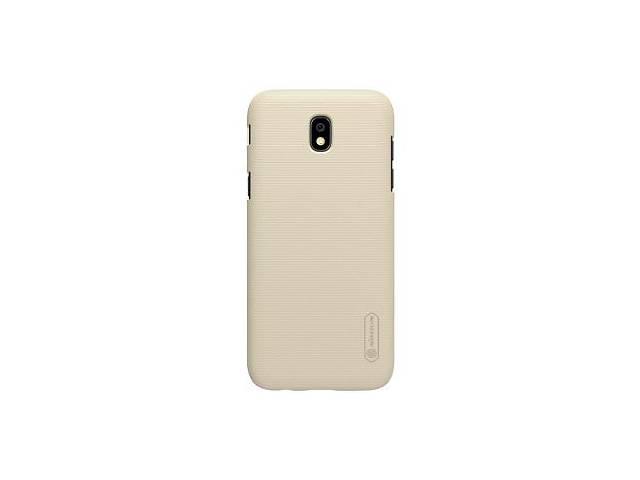 Чехол Nillkin Samsung J7 2017 J730 - Frosted Shield Gold (Код товара:3149)- объявление о продаже  в Харькове