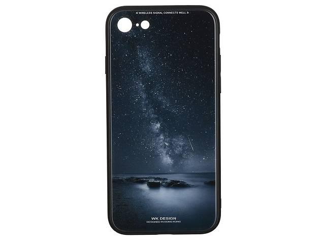продам Чeхол WK для Apple iPhone 7/8 WPC-061 Milky way бу в Києві