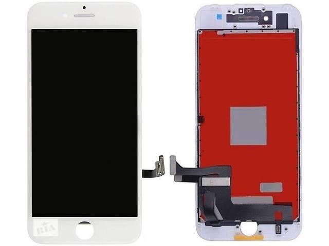 "купить бу - Дисплей LCD iPhone 7+ (5.5"") + Touchscreen White в Харькове"