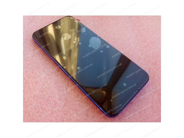 купить бу Дисплейный модуль для Xiaomi Redmi Note 7 Black/Blue/Red  в Украине