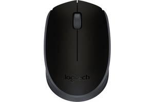 Мышь беспроводная Logitech M171 (910-004424) Grey/Black USB