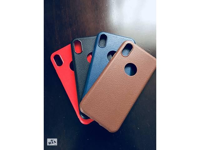 продам Новые чехлы для Iphone X бу в Львове