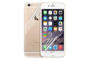 Пленка защитная для Iphone 6 (дисплей и задняя панель, 2шт)