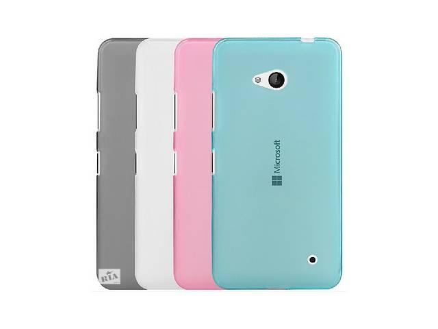 бу Силиконовый чехол для Microsoft Lumia 640 Art. cheh-184239264 в Дубно