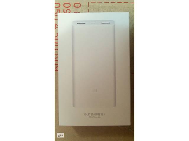 продам УМБ Xiaomi Mi Power Bank 2 20000 mAh White (VXN4180CN) бу в Виннице