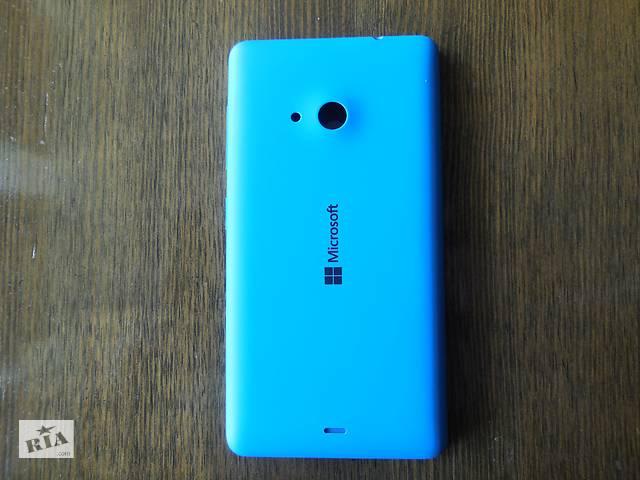 купить бу Задняя крышка, панель крышка АКБ Microsoft Lumia 535, оригинал в Белой Церкви