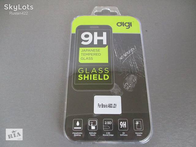 Защитное стекло digi для BRAVIS A503 JOY ; S500 Diamond ; ERGO B500 First Оригинал! Качество! - объявление о продаже  в Ровно