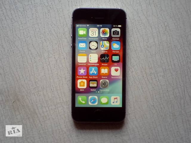 бу Apple iPhone 5s 16 Gb Space Grey в Северодонецке