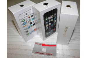Нові Смартфони Apple Apple iPhone 5S