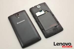 Новые Сенсорные мобильные телефоны Lenovo Lenovo A1000