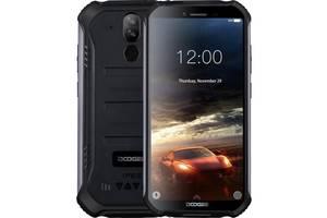 Мобильный телефон Doogee S40 3/32GB Dual Sim Mineral Black