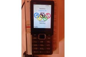 б/у Мобильные на две СИМ-карты Nomi