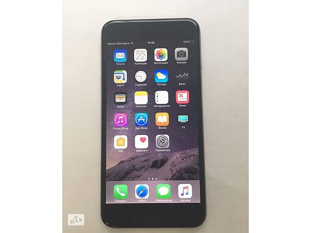 продам Продам iPhone 6s 128gb Space Gray бу в Запорожье