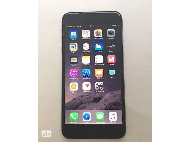 бу Продам iPhone 6s 128gb Space Gray в Запорожье