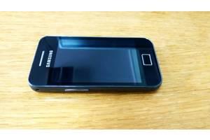 б/в Сенсорні мобільні телефони Samsung Samsung S5830 Galaxy Ace Onyx Black