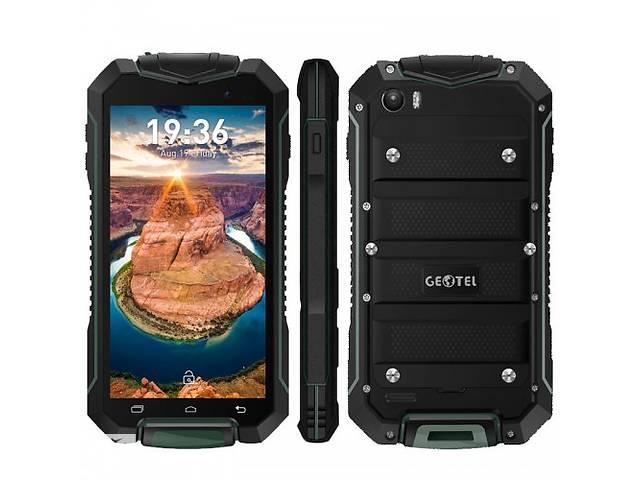 продам Протиударний Geotel A1 2 sim,4,5 дюйма,8 Гб,8 Мп,4-х ядерний, IP67 бу в Києві