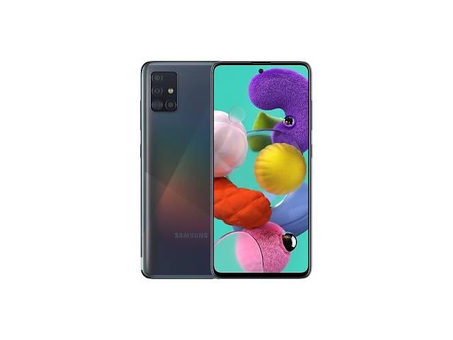 купить бу Samsung Galaxy A51 SM-A515F 4/64GB Black (SM-A515FZKUSEK) UA (Код товара:10166) в Харькове