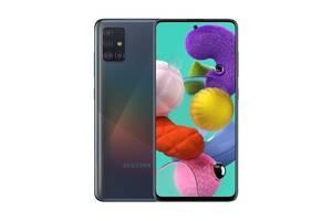 Samsung Galaxy A51 SM-A515F 6/128GB Black (SM-A515FZKWSEK) UA (Код товару:10169)