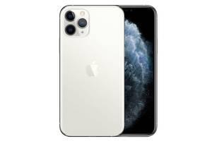 Смартфон Apple iPhone 11 Pro Max 256GB Dual Sim Silver (MWF22)