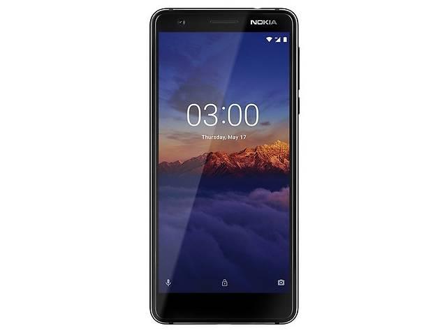 c6a96e15b0747 Смартфон Nokia 3.1 DS TA-1063 Black - Мобильные телефоны в Киеве на ...