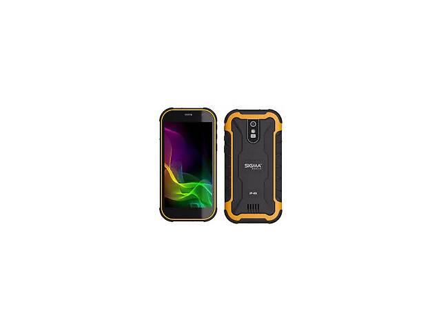 Смартфон Sigma mobile X-treme PQ29 Black-Orange- объявление о продаже  в Харкові