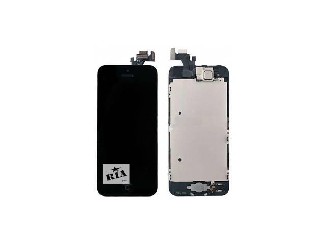 купить бу Модуль iPhone 5S SE: дисплей + тачскрин (сенсор)  в Бердичеве