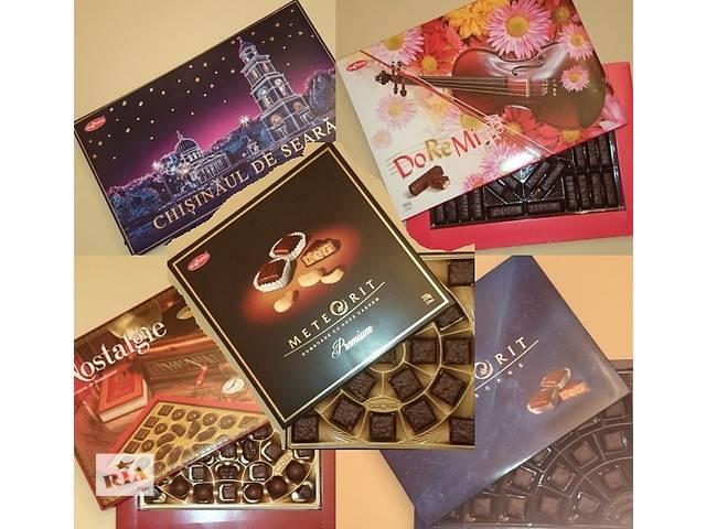 купить бу Молдавские конфеты в ассортименте в Киеве