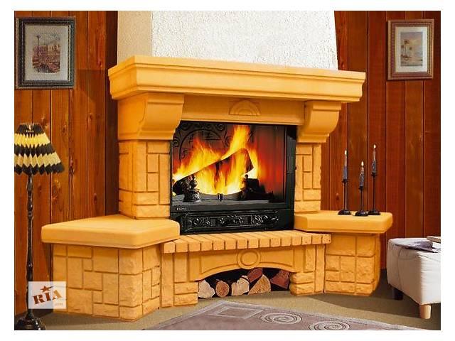 продам Монтаж камина под - ключ,установка камина, ваш дизайн на выбор. бу в Закарпатской области