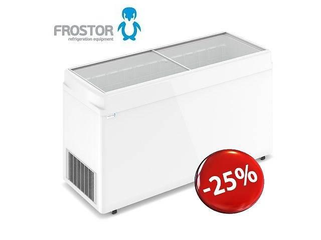 продам Морозильный ларь FROSTOR FG500C бу в Киеве