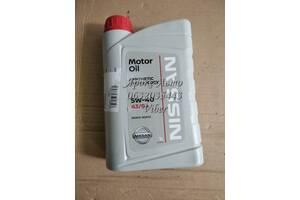 Моторное масло Nissan 5W40 ke900-90032  1L