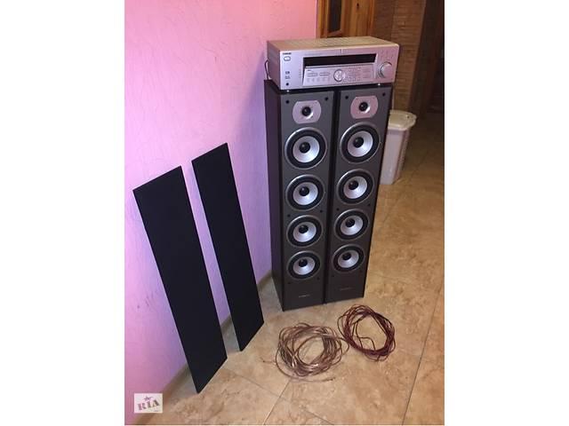 продам Колонки hyundai h-has8001sp 180w, Sony STR-DE585 ресивер, усилитель бу в Чернігові