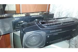 б/у Двухкассетные магнитофоны