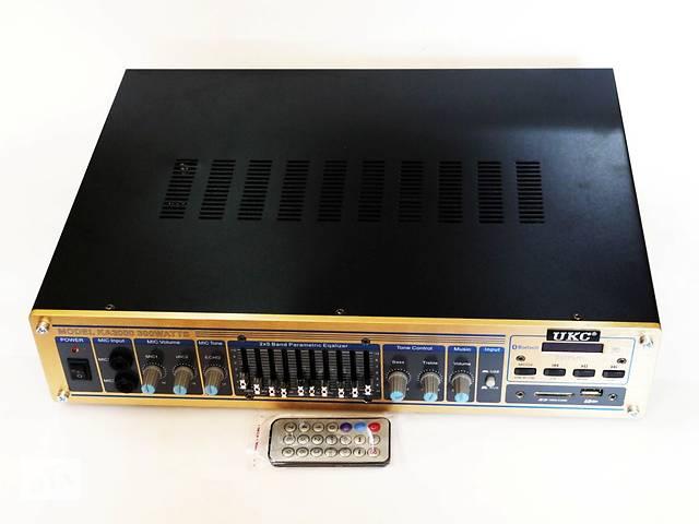 бу UKC KA3000 Bluetooth Караоке усилитель мощности звука в Дніпрі (Дніпропетровськ)