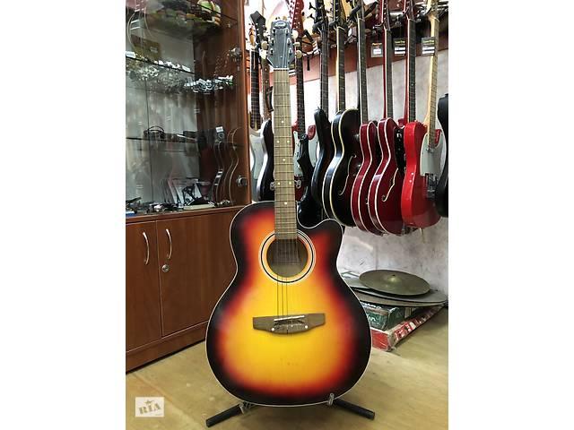 бу (2350) Акустическая Гитара Трембита с Нейлоновыми струнами в Чернигове