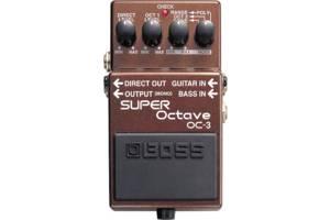 Нові Гітарні педалі Boss