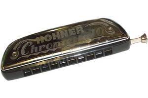 Новые Губные гармошки Hohner