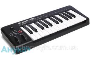 Новые MIDI клавиатуры Alesis