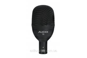 Новые Инструментальные микрофоны Audix