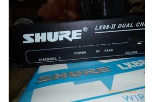 Беспроводные микрофоны Shure