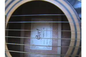 Нові Електро-акустичні гітари Cort