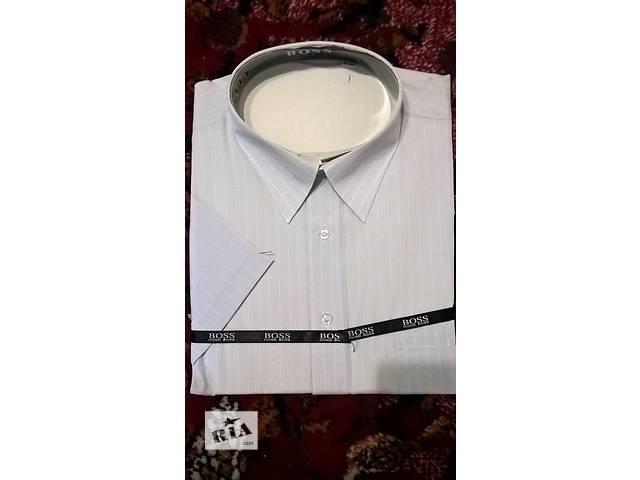 мужская рубашка 43\184 BOSS- объявление о продаже  в Виннице