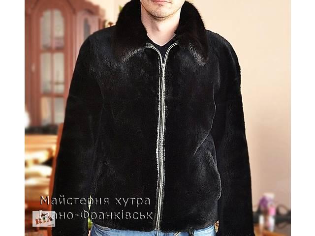 купить бу Чоловіча шуба - куртка з хутра бобра (пошиття) в Івано-Франківську f1c68c5a978e9