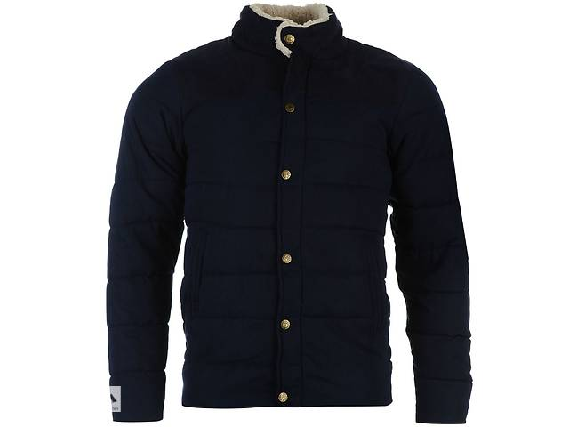 бу Мужская демисезонная куртка SoulCal Pan Bubble Sn54 M Темно-синяя (606240-R) в Киеве