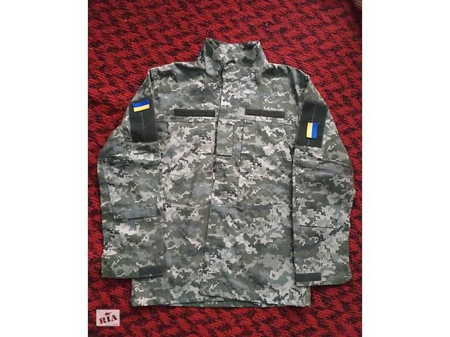 Китель, Куртка летнего костюма ЗСУ.- объявление о продаже  в Краматорську