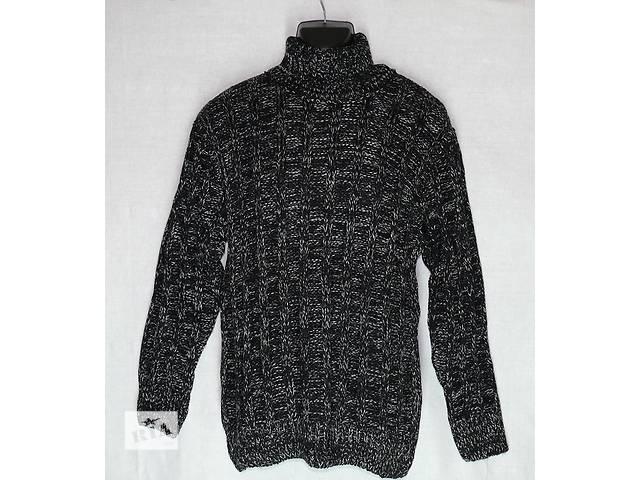 купить бу Мужской свитер (теплый, джемпер, качественный) - SV-601-1 осень/зима в Одессе
