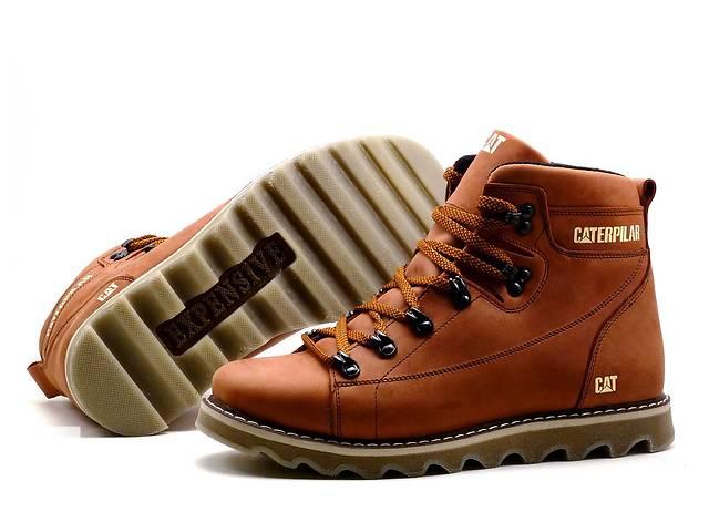 cfd36e574e5b Чоловічі зимові черевики CAT недорого. - Чоловіче взуття в ...