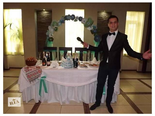 купить бу Музыка, тамада, ведущий на свадьбу, дни рождения, корпоратив! https://vk.com/club110487265 в Херсоне